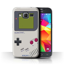STUFF4 Phone Case/Cover for Samsung Galaxy Core Prime/Nintendo Game Boy Design/Games Console Mobile phones