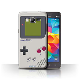 STUFF4 Phone Case/Cover for Samsung Galaxy Grand Prime/Nintendo Game Boy Design/Games Console Mobile phones