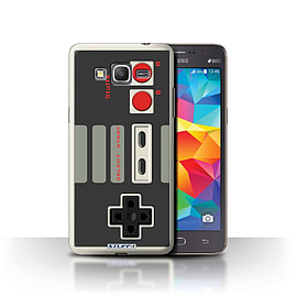 STUFF4 Phone Case/Cover for Samsung Galaxy Grand Prime/Nintendo Classic Design/Games Console Mobile phones
