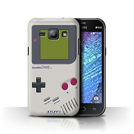 STUFF4 Phone Case/Cover for Samsung Galaxy J1/J100/Nintendo Game Boy Design/Games Console Collection Mobile phones