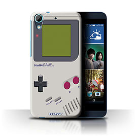 STUFF4 Phone Case/Cover for HTC Desire 626/Nintendo Game Boy Design/Games Console Collection Mobile phones
