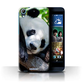 STUFF4 Phone Case/Cover for HTC Desire 626G+/Panda Bear Design/Wildlife Animals Collection Mobile phones