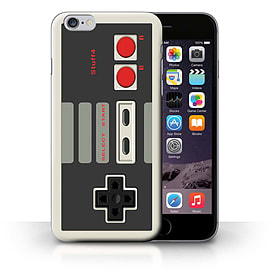 STUFF4 Phone Case/Cover for iPhone 6+/Plus 5.5/Nintendo Classic Design/Games Console Collection Mobile phones