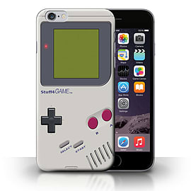 STUFF4 Phone Case/Cover for Apple iPhone 6S+/Plus/Nintendo Game Boy Design/Games Console Collection Mobile phones