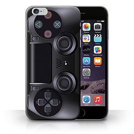 STUFF4 Phone Case/Cover for Apple iPhone 6S+/Plus/Playstation PS4 Design/Games Console Collection Mobile phones