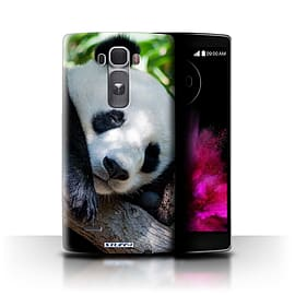 STUFF4 Phone Case/Cover for LG G Flex 2/H955/Panda Bear Design/Wildlife Animals Collection Mobile phones