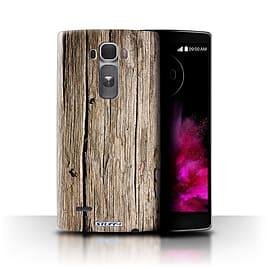 STUFF4 Phone Case/Cover for LG G Flex 2/H955/Driftwood Design/Wood Grain Effect/Pattern Collection Mobile phones