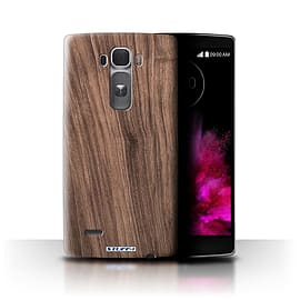 STUFF4 Phone Case/Cover for LG G Flex 2/H955/Walnut Design/Wood Grain Effect/Pattern Collection Mobile phones