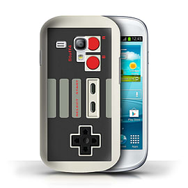 STUFF4 Phone Case/Cover for Samsung Galaxy S3 Mini/Nintendo Classic Design/Games Console Collection Mobile phones