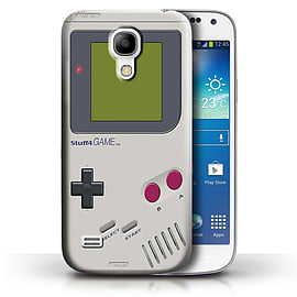 STUFF4 Phone Case/Cover for Samsung Galaxy S4 Mini/Nintendo Game Boy Design/Games Console Collection Mobile phones