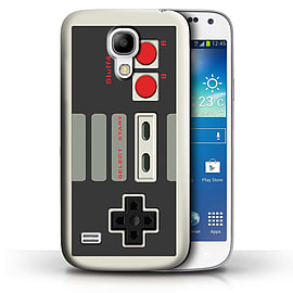 STUFF4 Phone Case/Cover for Samsung Galaxy S4 Mini/Nintendo Classic Design/Games Console Collection Mobile phones