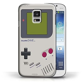 STUFF4 Phone Case/Cover for Samsung Galaxy S5 Mini/Nintendo Game Boy Design/Games Console Collection Mobile phones
