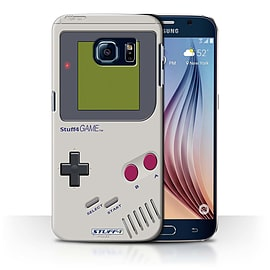 STUFF4 Phone Case/Cover for Samsung Galaxy S6/G920/Nintendo Game Boy Design/Games Console Collection Mobile phones