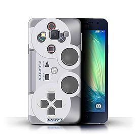 STUFF4 Phone Case/Cover for Samsung Galaxy A3/A300/Playstation PS1 Design/Games Console Collection Mobile phones