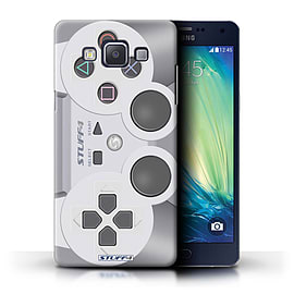 STUFF4 Phone Case/Cover for Samsung Galaxy A5/A500/Playstation PS1 Design/Games Console Collection Mobile phones
