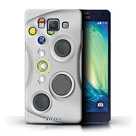 STUFF4 Phone Case/Cover for Samsung Galaxy A5/A500/White Xbox 360 Design/Games Console Collection Mobile phones