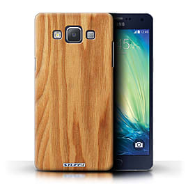STUFF4 Phone Case/Cover for Samsung Galaxy A5/A500/Oak Design/Wood Grain Effect/Pattern Collection Mobile phones