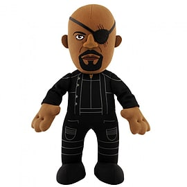 Marvel The Avengers Nick Fury 10 Inch Bleacher Creature Soft Toys