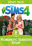 The Sims 4 Romantic Garden Stuff Pack PC Downloads Cover Art