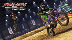 MX vs. ATV: Supercross Encore screen shot 10