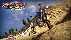 MX vs. ATV: Supercross Encore screen shot 3