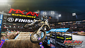 MX vs. ATV: Supercross Encore screen shot 7