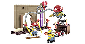 Mega Bloks Fire Rescue Despicable Me Figure Pack screen shot 1