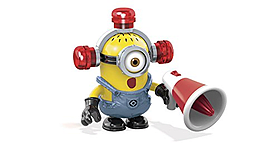 Mega Bloks Fire Rescue Despicable Me Figure Pack screen shot 4