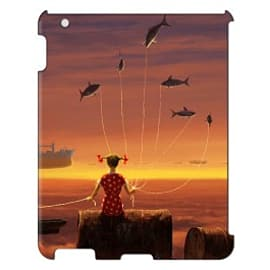 iPad 4 case Supercargo By Alex Andreev Tablet
