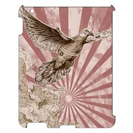 iPad 4 case Bird Plane By Dan Stevenson Tablet