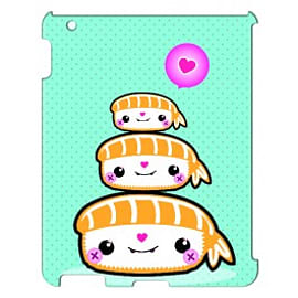 iPad 4 case Misswah2 By Miss Wah Tablet