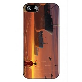 iPhone 5/5s Case Supercargo By Alex Andreev Mobile phones