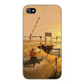 iPhone 4/4S Case Crossing By Alex Andreev Mobile phones