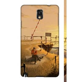 Samsung Galaxy Note 3 Case Crossing By Alex Andreev Mobile phones