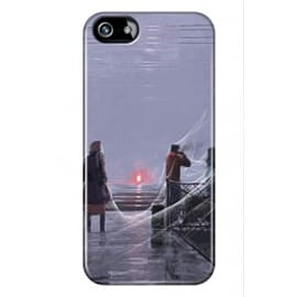 iPhone 5/5s Case Sleep By Alex Andreev Mobile phones