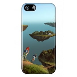iPhone 5/5s Case Trailing Gardens - An Orchestra By Alex Andreev Mobile phones