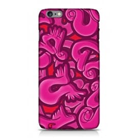 iPhone 6 Plus Case Wings_pink By Artista Mobile phones