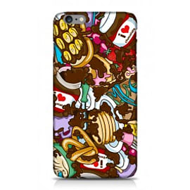 iPhone 6 Plus Case Chocolate By Artista Mobile phones