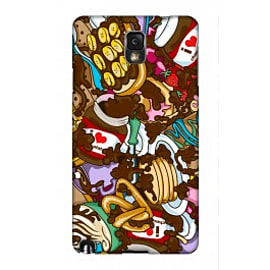 Samsung Galaxy Note 3 Case Chocolate By Artista Mobile phones