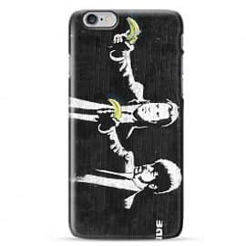 iPhone 6S Case Pulp Fiction By Banksy Mobile phones