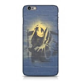 iPhone 6 Plus Case Grim Reaper By Banksy Mobile phones