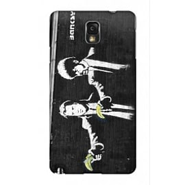 Samsung Galaxy Note 3 Case Pulp Fiction By Banksy Mobile phones