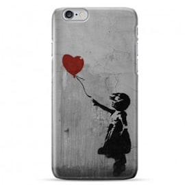 iPhone 6S Case Girl And The Red Balloon By Banksy Mobile phones