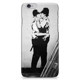 iPhone 6 Case Coppers By Banksy Mobile phones