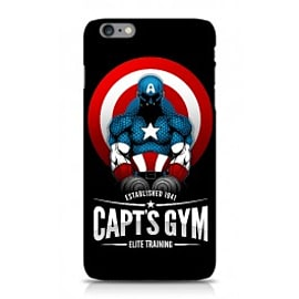iPhone 6 Plus Case Capt By Corey Courts Mobile phones