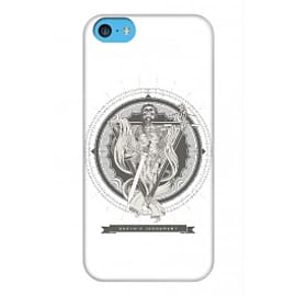iPhone 5C Case Lady Justice Mock By Corey Courts Mobile phones
