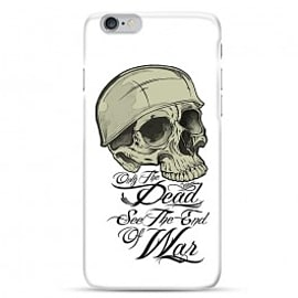 iPhone 6 Case Only The Dead See The End Of War By Corey Courts Mobile phones