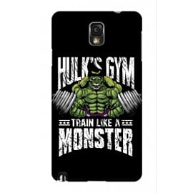 Samsung Galaxy Note 3 Case Hulk S Gym By Corey Courts Mobile phones