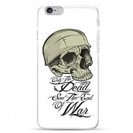 iPhone 6S Case Only The Dead See The End Of War By Corey Courts Mobile phones