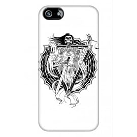 iPhone 5/5s Case Skeletal Justice By Corey Courts Mobile phones